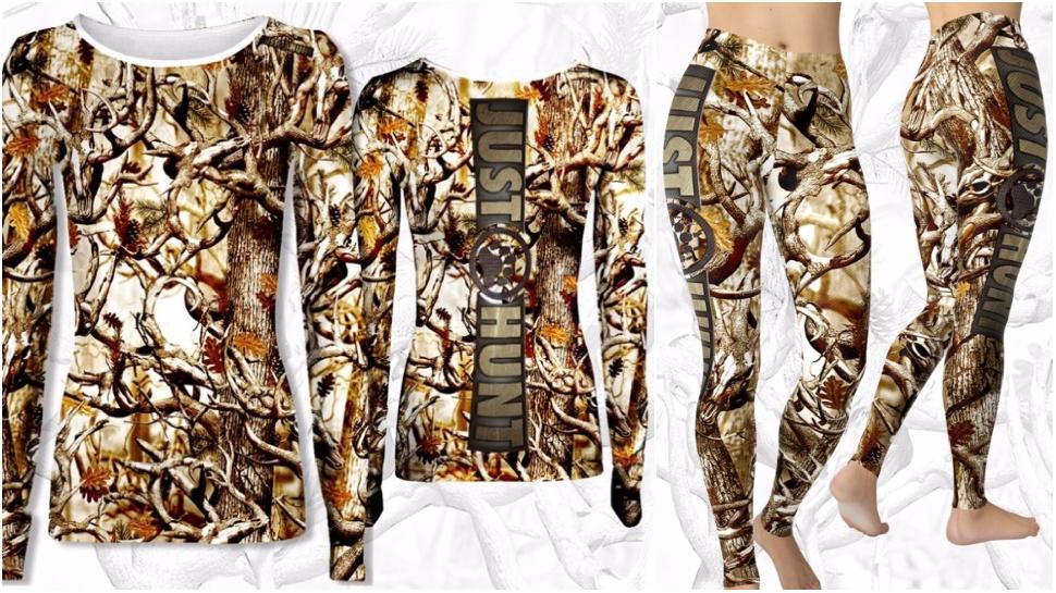 2018 LIMITED EDITION JUST HUNT CLOTHES