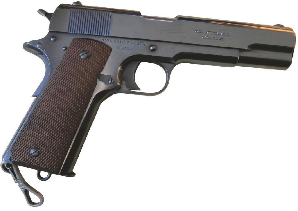 Colt 1911 in 45ACP calibre