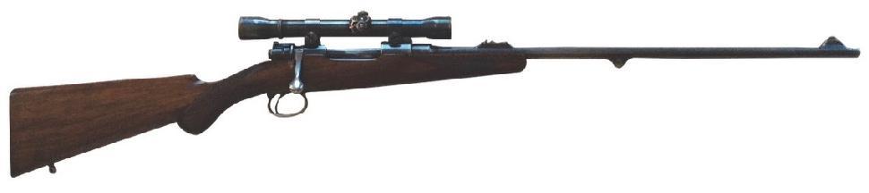 .275 Rigby rifle