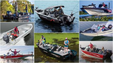 2018's best new fishing boats for Canadian anglers