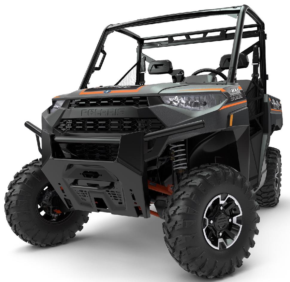 POLARIS: Ranger XP 1000