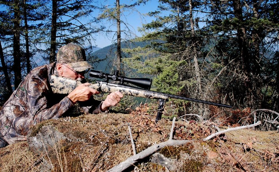 Credit: Mark Hoffman Great for big-game hunts in the alpine