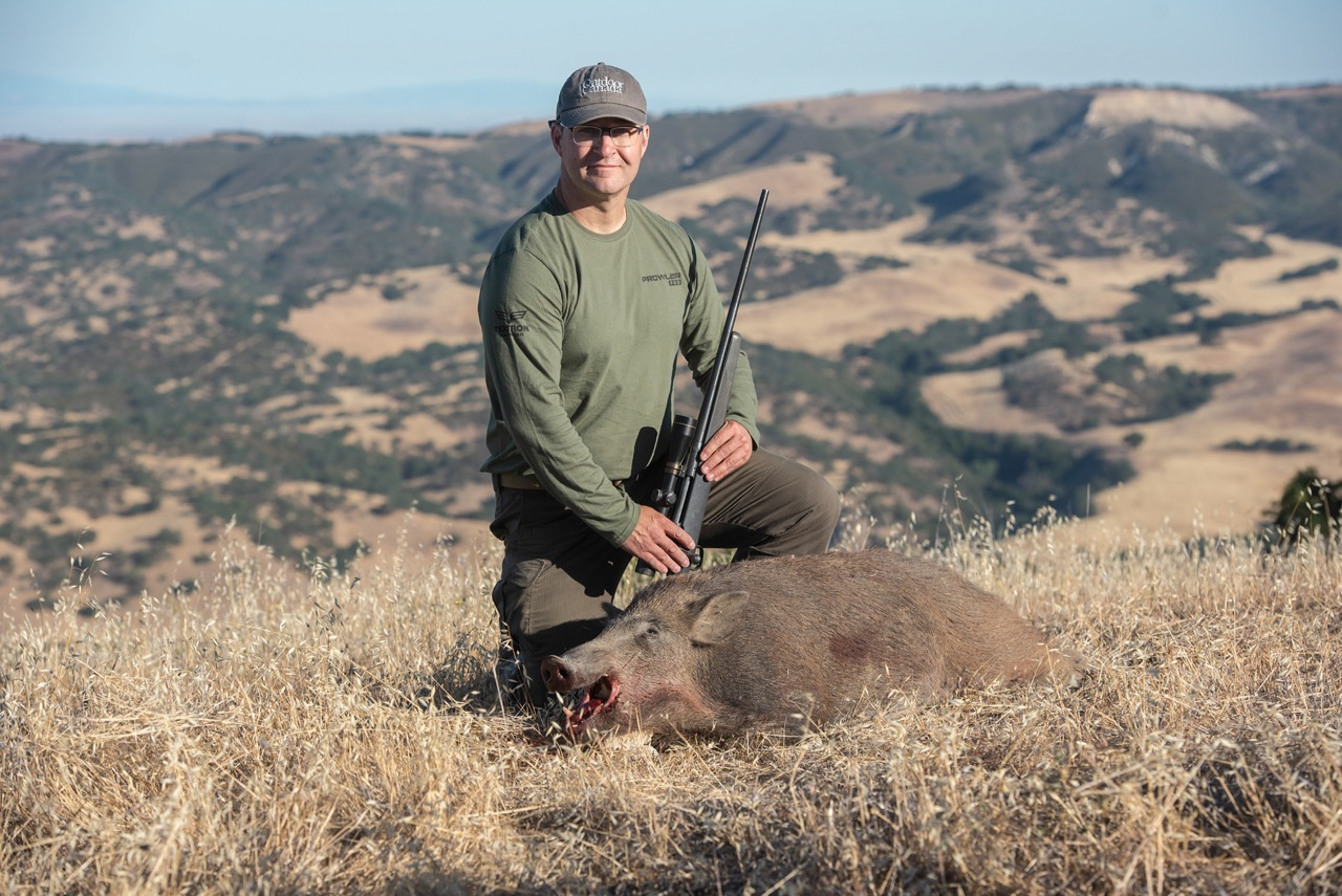What a prairie canadian hunter learned about wild pig for Youtube trout fishing