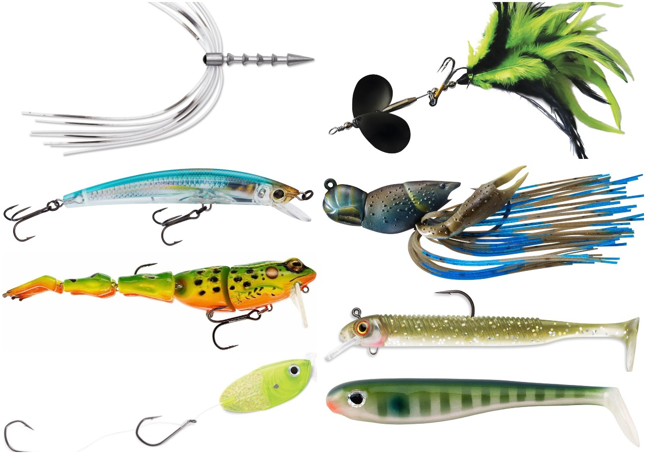 Tackle week 2019: The top 12 new lures for fishing in Canada