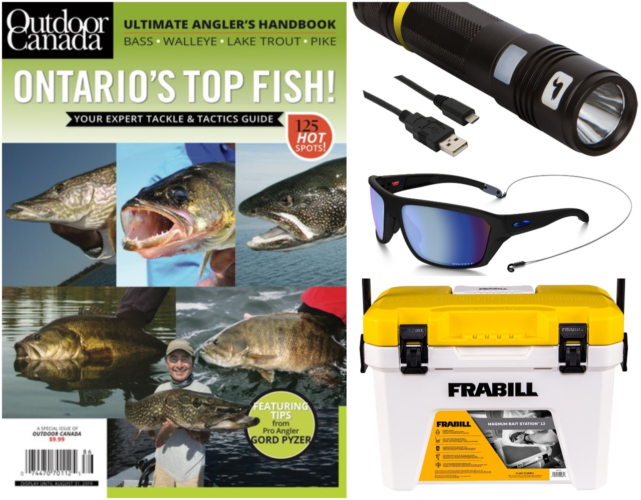 More nifty new fishing accessories for 2019 • Outdoor Canada