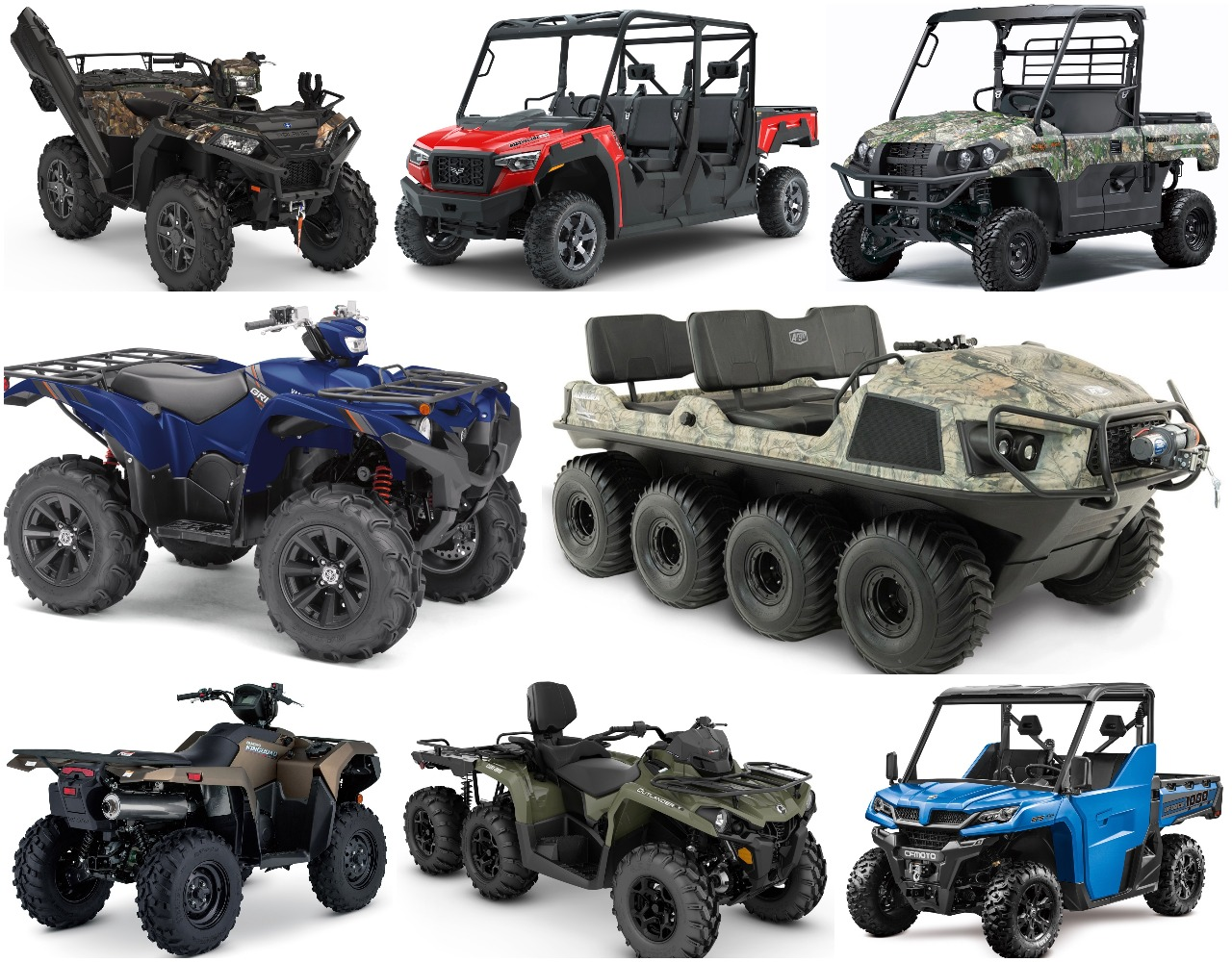 Side By Side Atv >> 2019 S Best New Atvs And Side By Sides For The Canadian